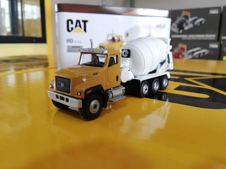 85512 Mezcladora De Concreto Cat CT681 Escala 1:87