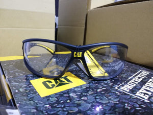 Lentes de Seguridad Cat Tread 100 Protección UV Transparente