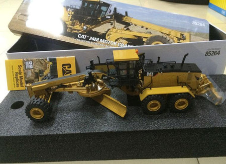85264 Motoniveladora Cat 24M Escala 1:50