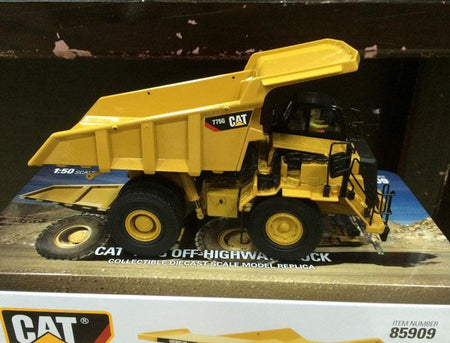 85909 Camión Minero Cat 775G Escala 1:50