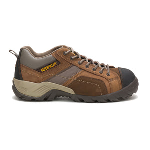 Zapato Industrial Caterpillar Argon CT Dark Beige P712529
