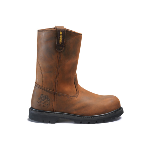 Zapato Industrial Caterpillar Revolver ST Dark Brown P89516