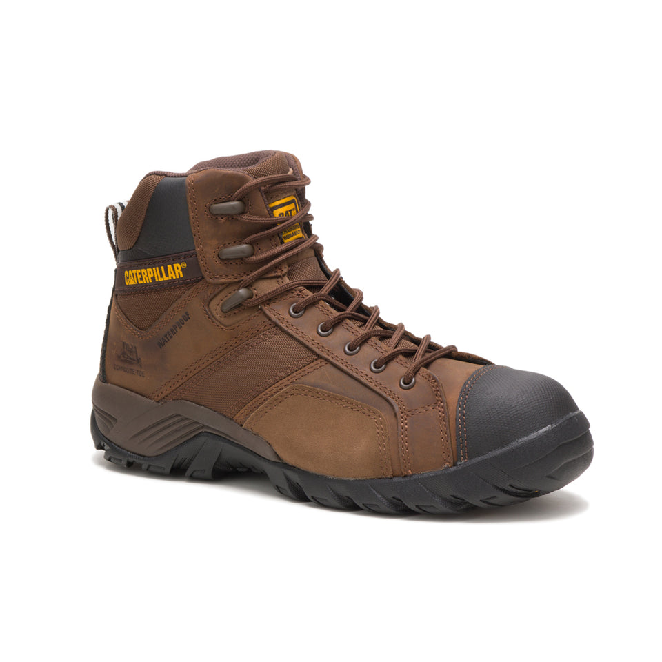 Zapato Industrial Caterpillar Argon HI WP CT P90091