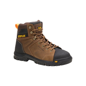 Zapato Industrial Caterpillar Wellspring WP MG ST Real Brown P91115
