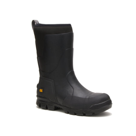 "Zapato Industrial Caterpillar Stormers 11"" ST Black P91146"