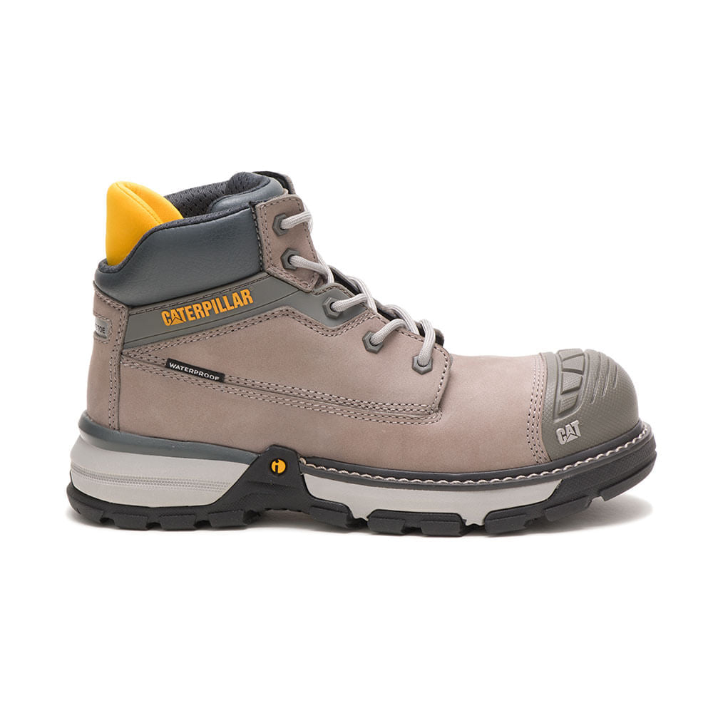 Zapato Industrial Caterpillar Excavator Superlite WP NT Cloudburst P91200