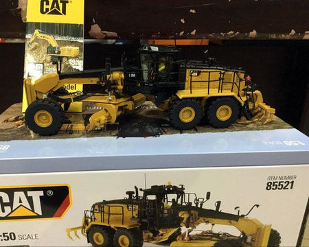 85521 Motoniveladora Cat 18M3 Escala 1:50