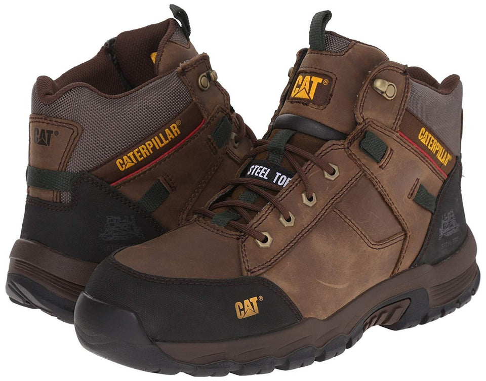 Zapato Industrial Caterpillar Safeway Mid ST Cub P90623