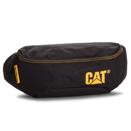 Canguro Cat Waist Bag Black 83615-01 Canguros Catepillar