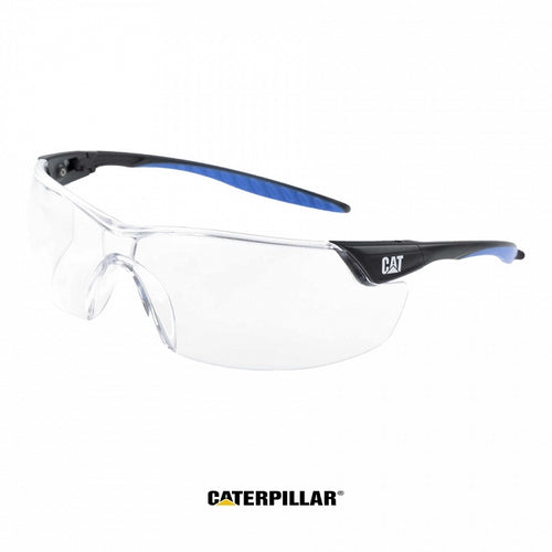 Lentes de Seguridad Cat Rebel 119 Protección UV Transparente
