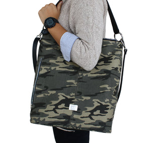 Cartera Camuflada Cat