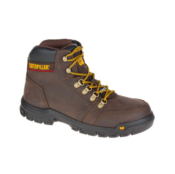 Zapatos Caterpillar Outline St Brown 41