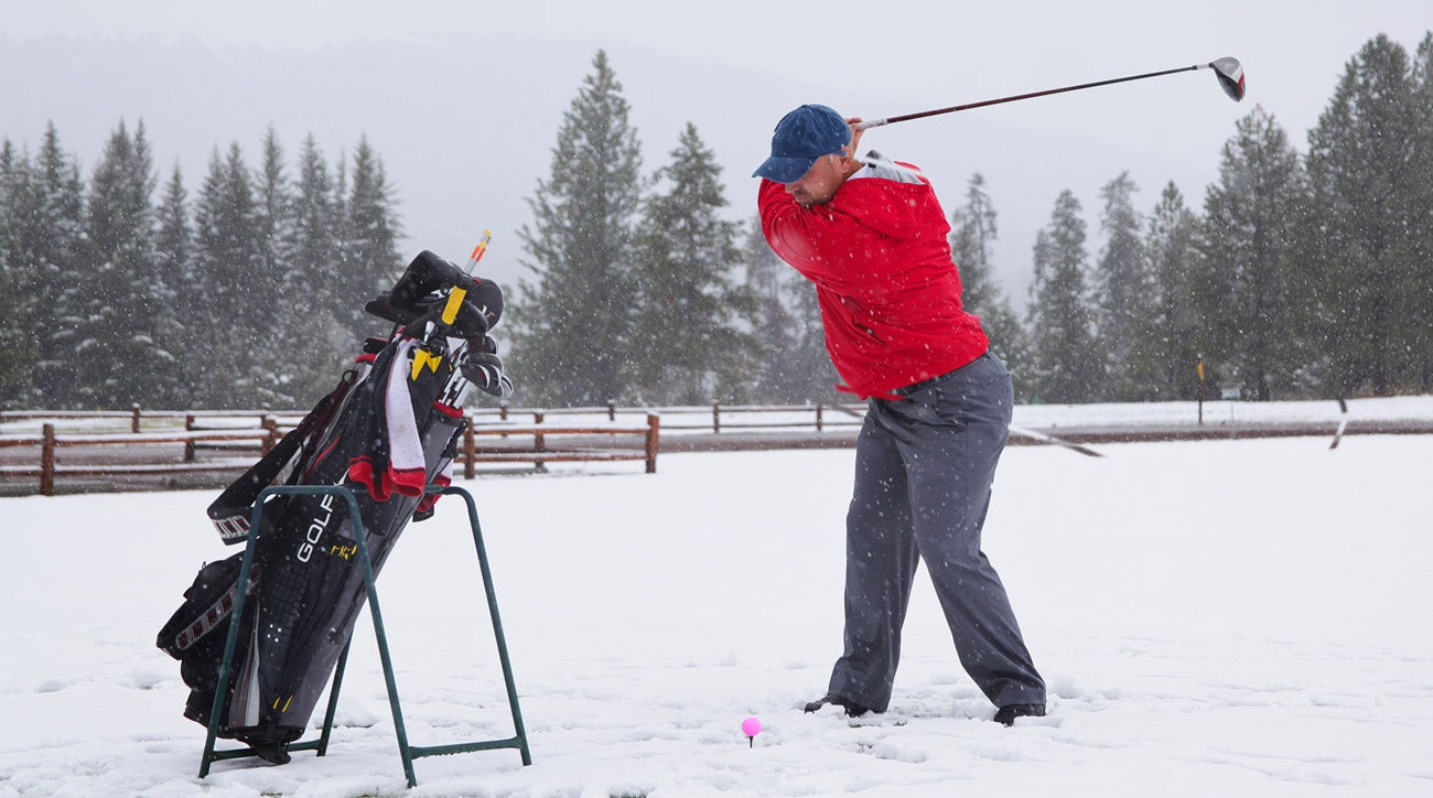 Been trying to buy a pair of Golf Wellies for years - ICEGRIPPER CUSTOMER STORY