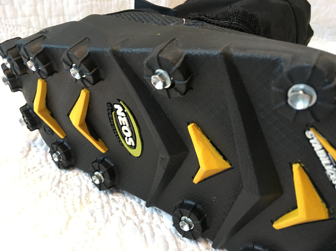 ICEGRIPPER BOOTS - not just any old snow boot