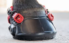 ICEGRIPPER solves horse hoof boot problem
