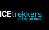 ICEtrekkers Diamond Grip at ICEGRIPPER. Walk, work, run and play on winter ice and snow with ICEGRIPPER