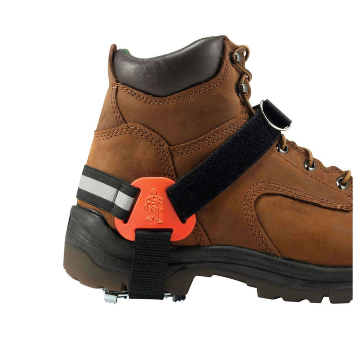 Ergodyne TREX 6315 Strap-On Heel Ice Cleats for Work Boots