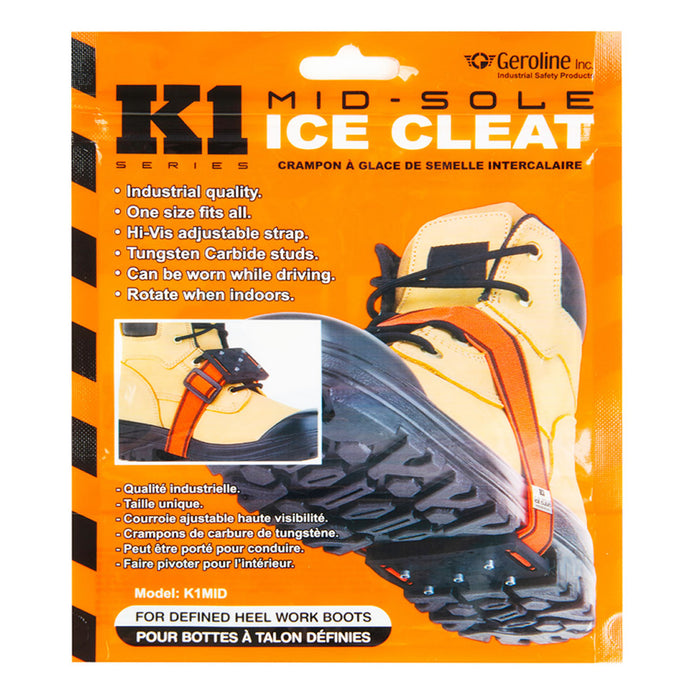 K1 Mid Sole Ice Cleat