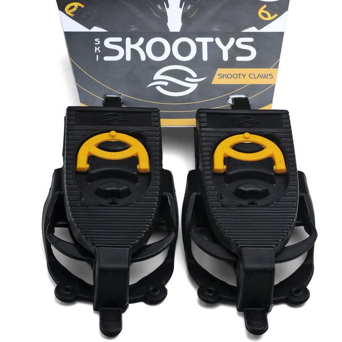Icy ski resort? Skiskooty Claws from ICEGRIPPER
