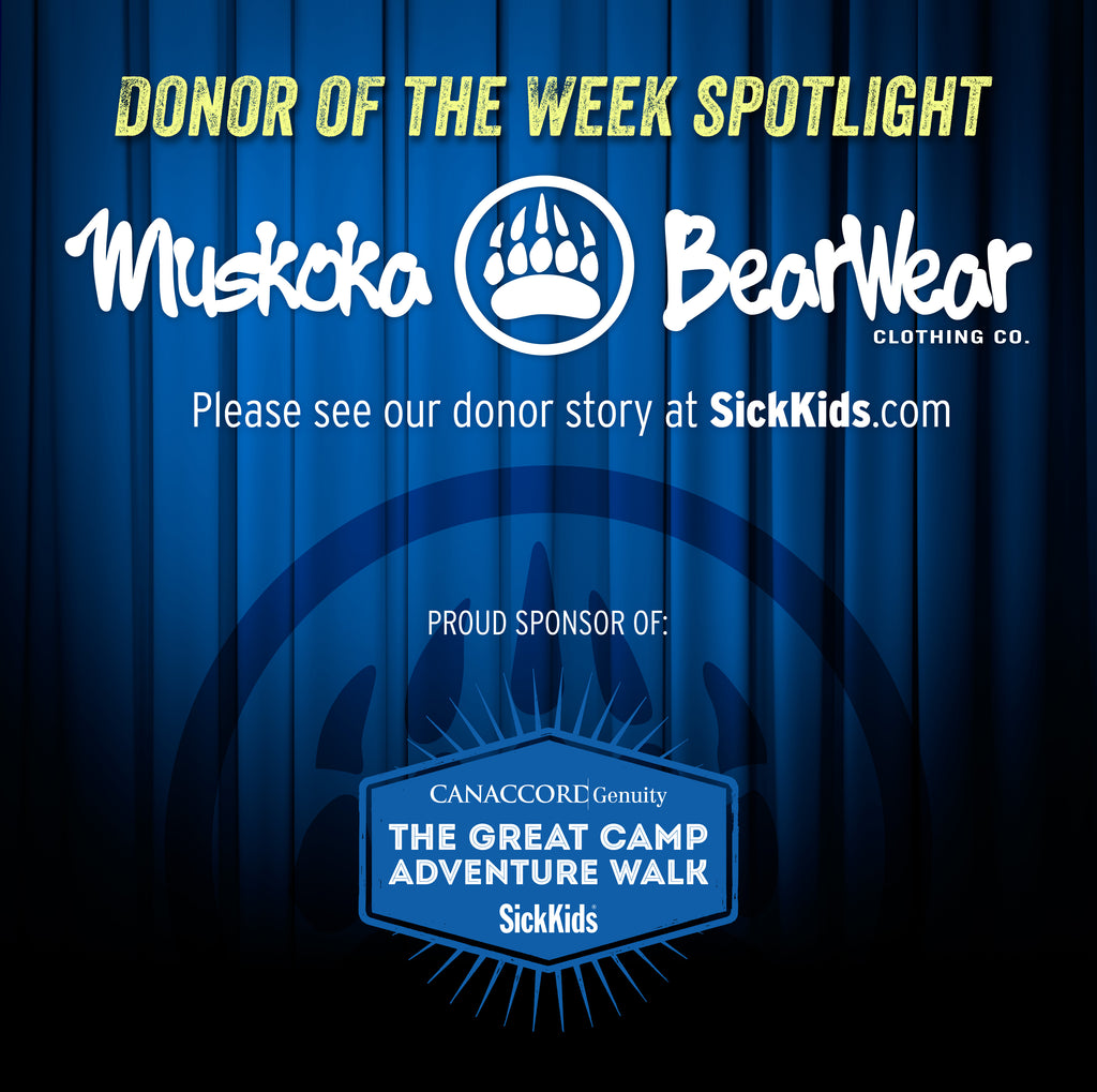 Donor of the Week Spotlight