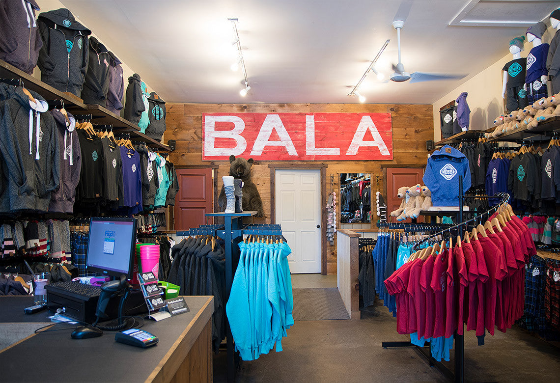 Muskoka Bear Wear - Bala Location