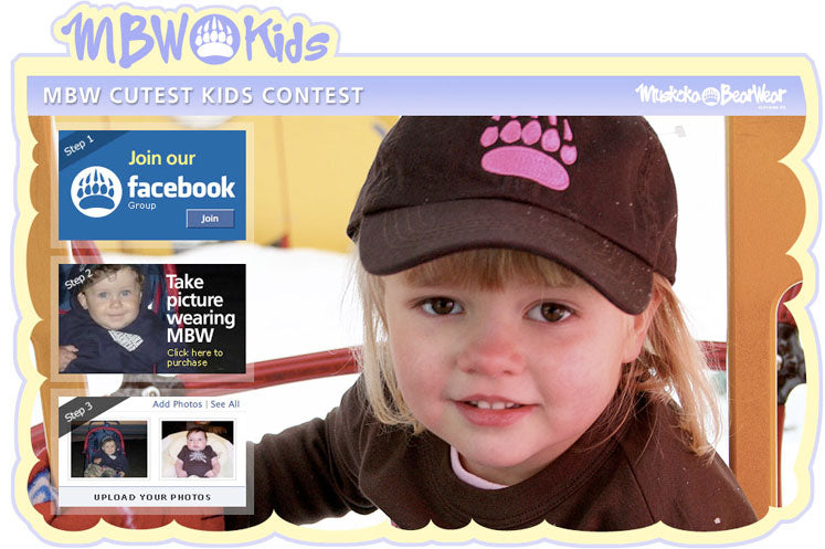 MBW Cutest Kid Contest