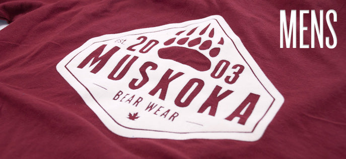 Mens – Muskoka Bear Wear