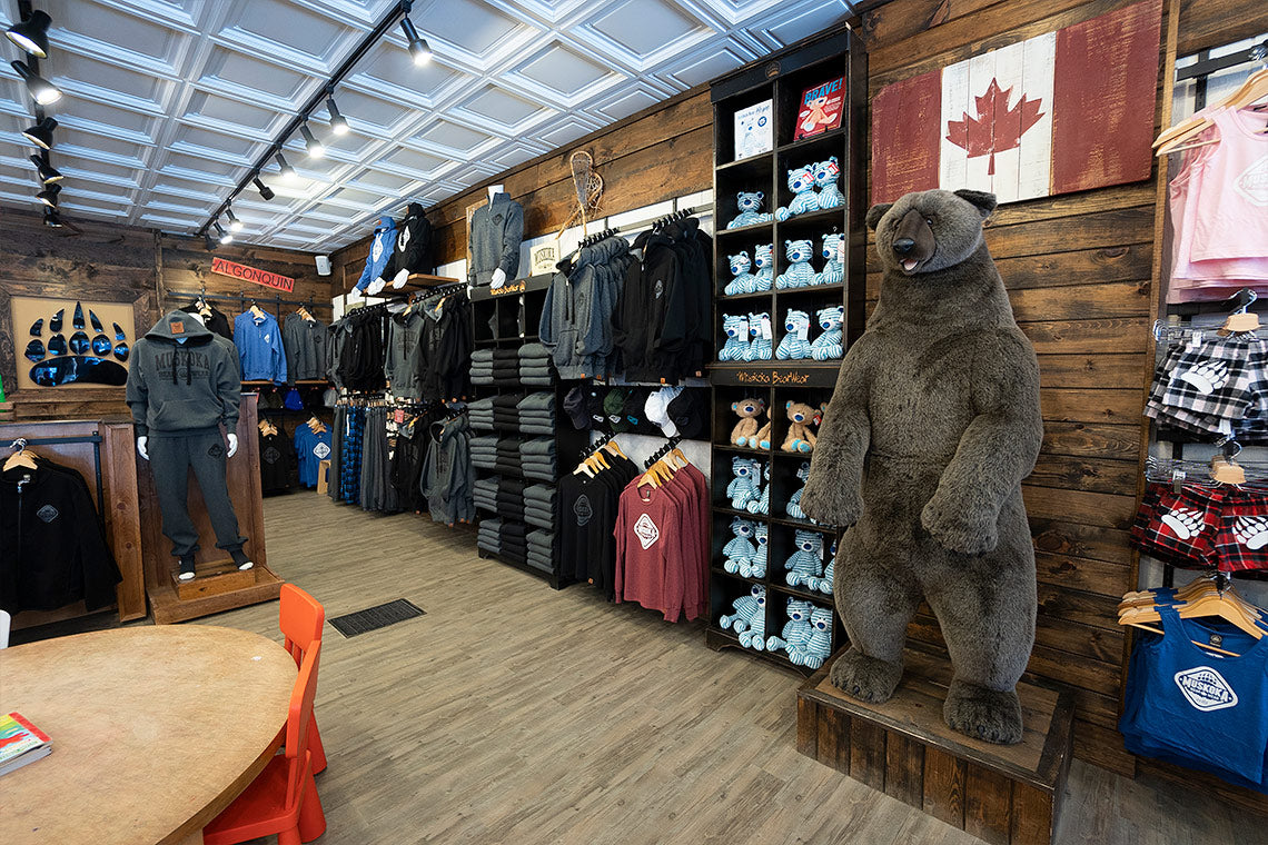 Muskoka Bear Wear – Bracebridge