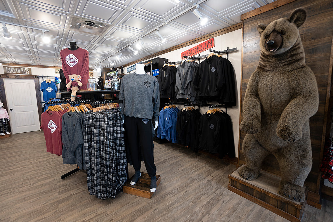 Muskoka Bear Wear - Gravenhurst, ON Canada