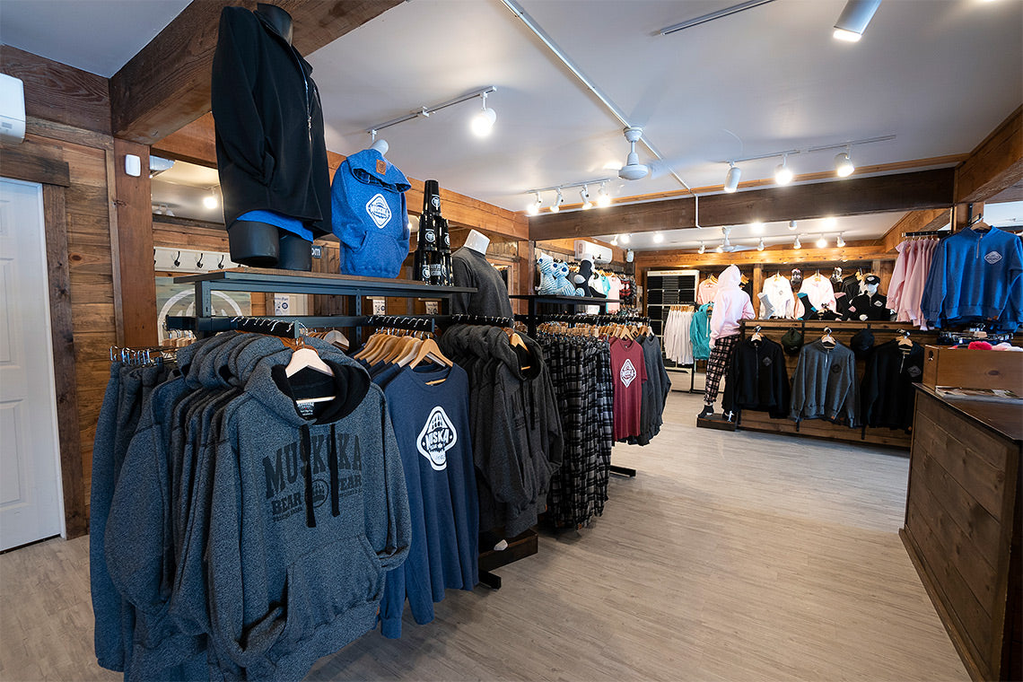 Muskoka Bear Wear – Port Carling