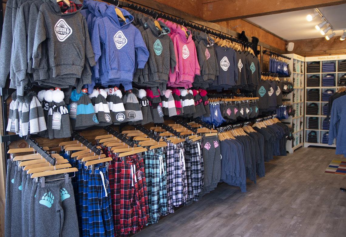 Muskoka Bear Wear - Port Carling - 119 Medora Street