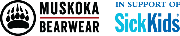 Muskoka Bear Wear in Support of SickKids
