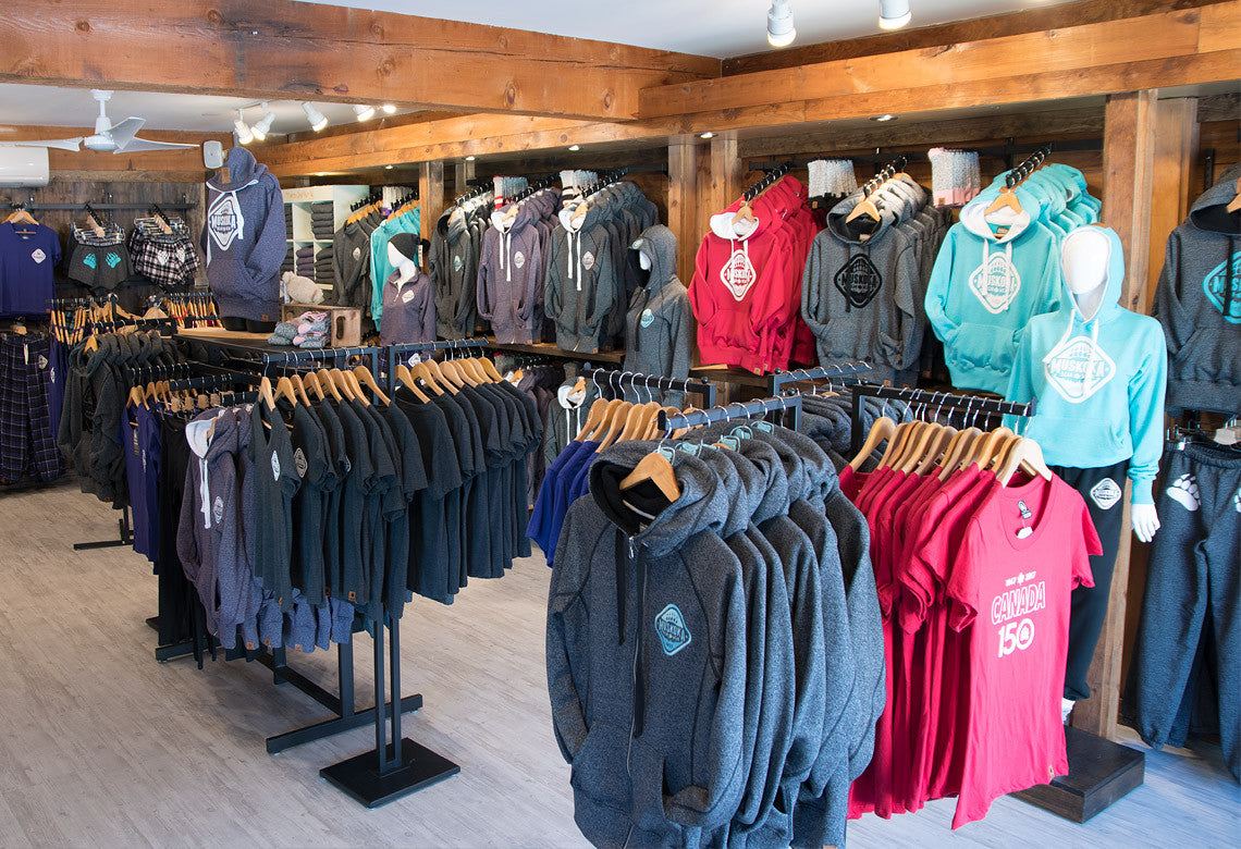 Muskoka Bear Wear - Port Carling Location