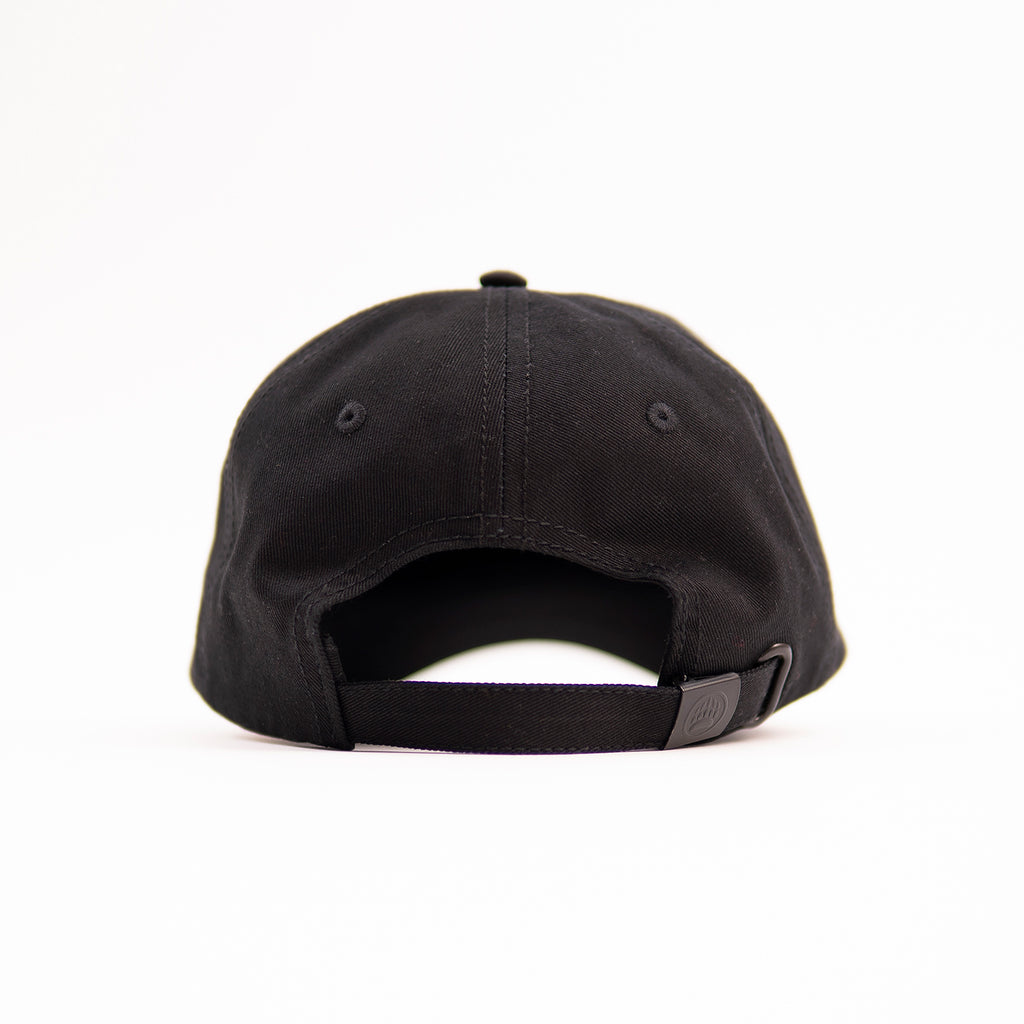 Muskoka Bear Wear - Baseball Cap in Black with Charcoal