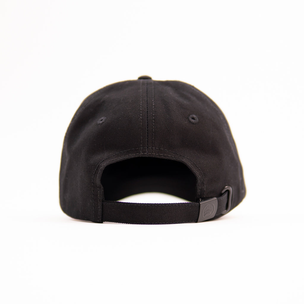 Muskoka Bear Wear - Baseball Cap in Black with White