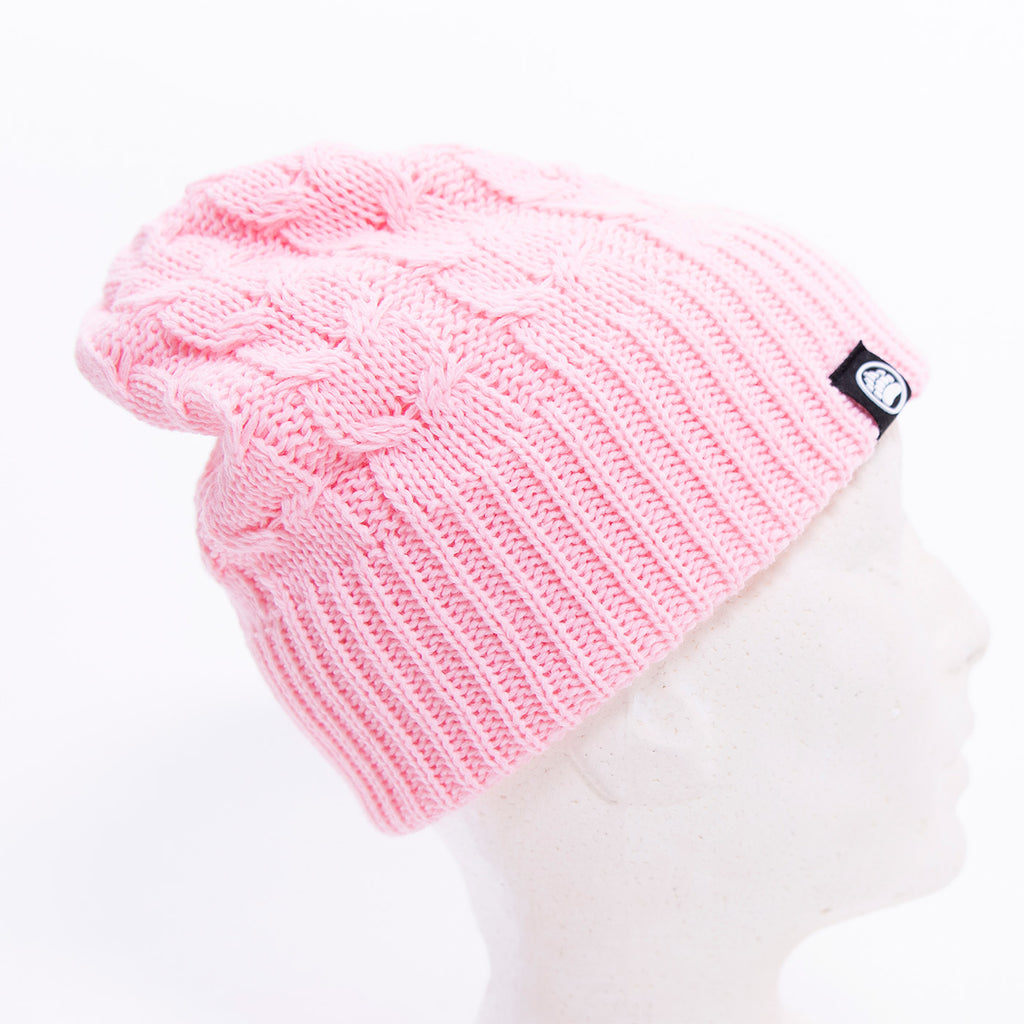 Muskoka Bear Wear – Pink Knit