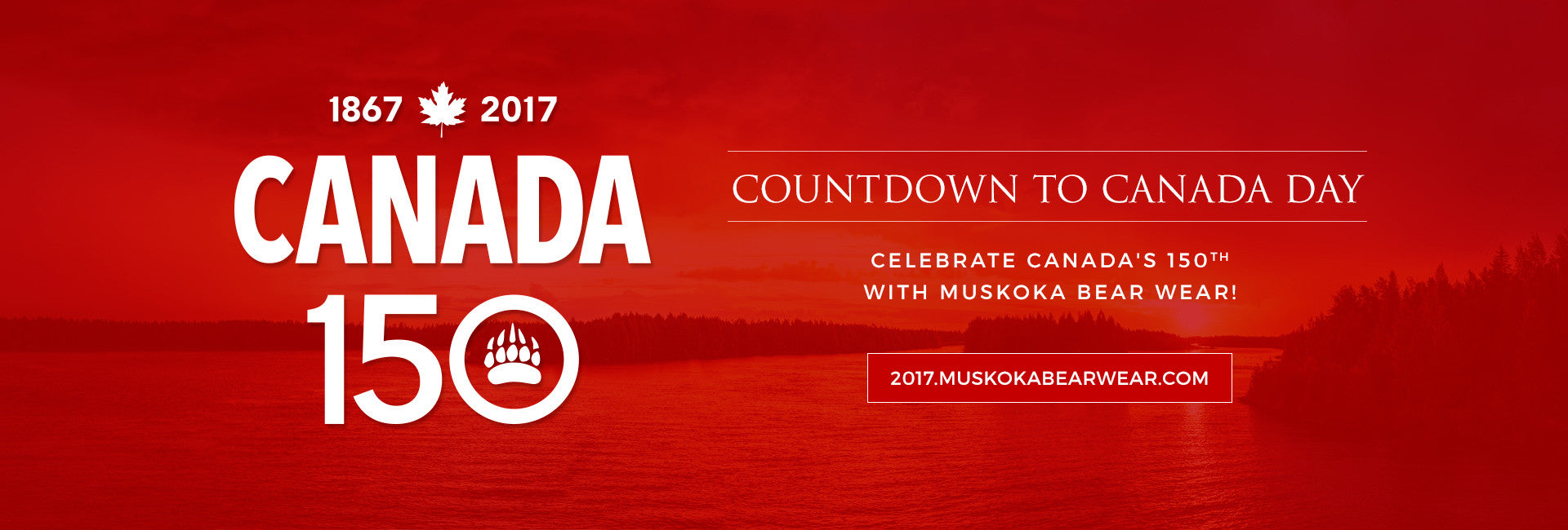 Countdown to Canada Day!