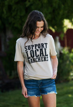 Support Local Ranchers Tee