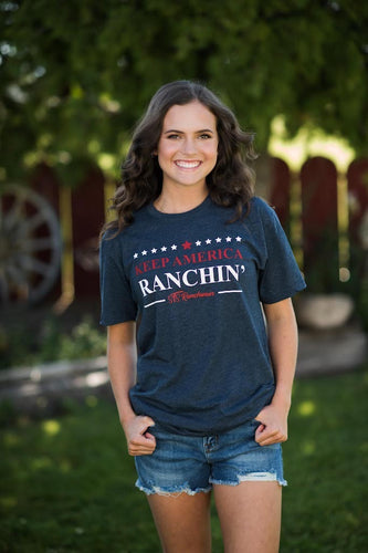 Keep America Ranchin' Tee