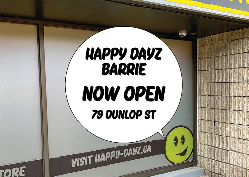 Barrie Now Open