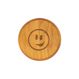 Happy Dayz Natural Edge Small Wooden Grinder