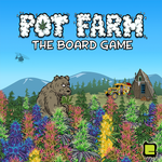 Pot Farm The Board Game