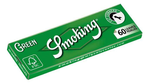 Smoking Green