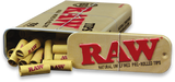 Raw Pre Rolled Tips- 100 Tin