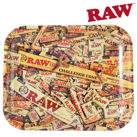 Raw Rolling Tray - Rolling Mix