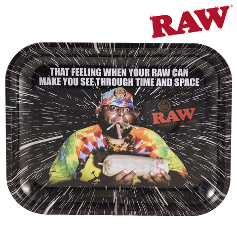 Raw Rolling Tray - Oops