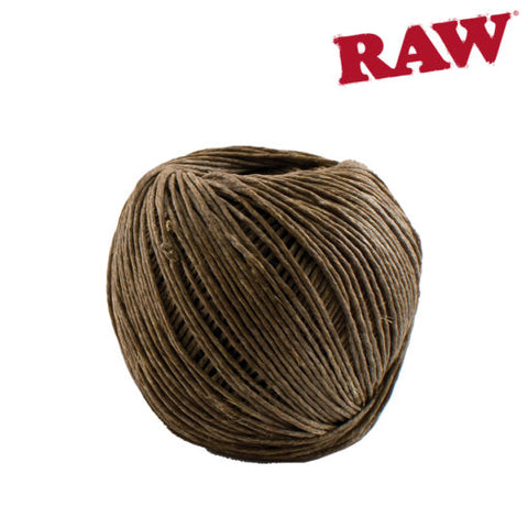 Raw Hemp Wick - 250ft