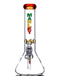 "Marley 12"" Beaker w/ Color"