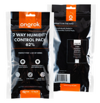 Ongrok 2 Way Humidity Control Pack 62% - ½ Ounce