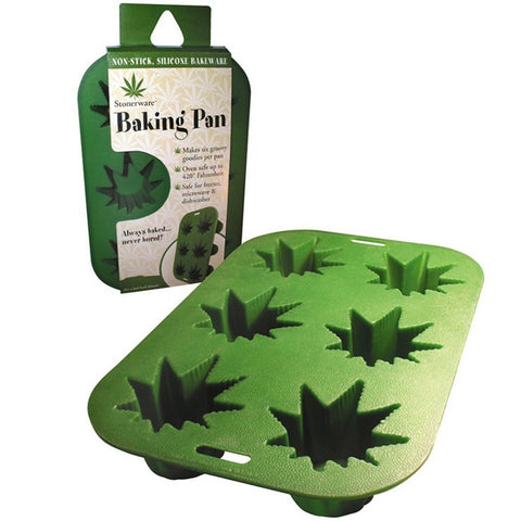 Stonerware Leaf Baking Tray